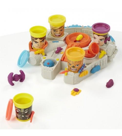 Play-Doh Тысячелетний сокол  - Суперцена!