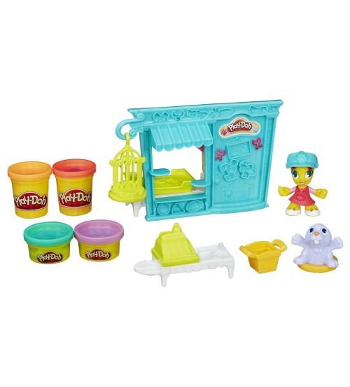 Play Doh игровой набор Магазинчик домашних питомцев - Суперцена!