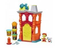 Play Doh игровой набор Пожарная Станция - Суперцена!