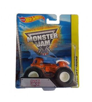 Машинка Hot Wheels MONSTER JAM