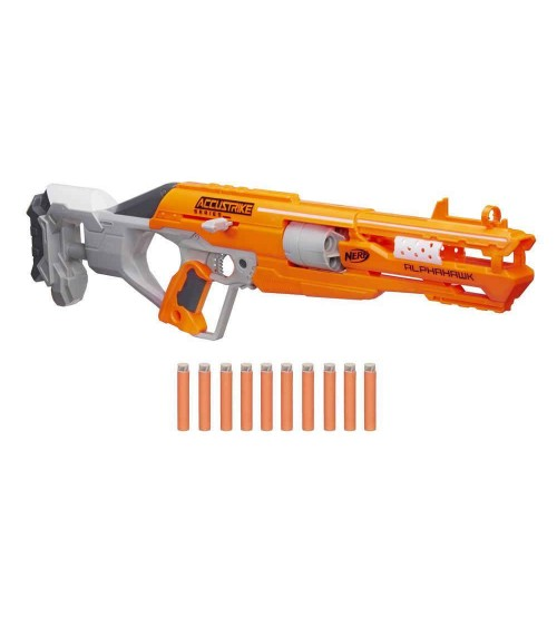 Nerf Accustrike Alpha Hawk