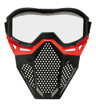 Защитная маска для лица Rival Mask Red
