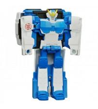Игрушка Трансформеры Hasbro Роботс-ин-Дисгайс Уан-Стэп Стронгарм 12 см
