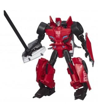 Игрушка Трансформер Hasbro Роботс-ин-Дисгайс Sideswipe
