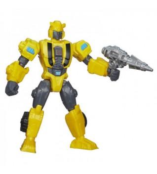 Разборные фигурки Трансформеров Hasbro Transformers Бамблби серии Hero Mashers