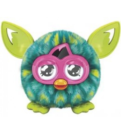 Ферблинг Павлин (Furbling-Peacock) - Малыш от Ферби Бум