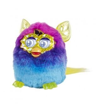 Интерактивная игрушка Ферби Кристалл Розово-Голубой (Pink-Blue Furby)