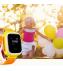 Умные Детские Часы с GPS Трекером Smart Baby Watch Q60 Жизнерадостно Оранжевые