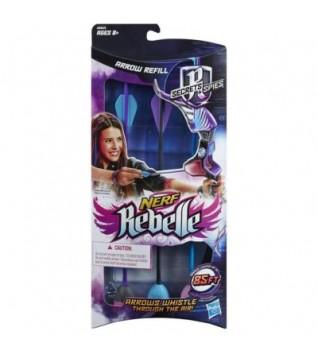 "NERF Rebelle. Набор стрел для лука ""Секреты и Шпионы"""
