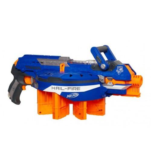 Бластер Nerf Hail Fire (Пулемет)