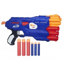 Бластер Nerf Elite - Dual-Strike